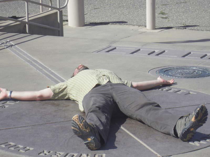 "Flip straddles all ""Four Corners"" of Arizona, New Mexico, Colorado and Utah"
