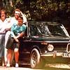 Flip, Barb, Dan, Gail & Mabel on the road in peninsular Malaysia.