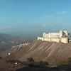 Krak de Chevaliers Crusaders' castle in northern Syria.