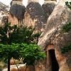 Devrent Pasa Baglari (Fairy Chimneys) in Kapydokia Turkey.