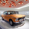 "Flip's first car ""Mabel"" gets star treatment at the BMW Museum in Munich, Germany."