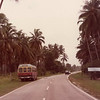 "Malaysian ""Road to Nowhere"" near Air Papan/Mersing on the est cost of Malaysia"