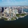 Manhattan from the air!