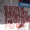 Misspelled words of wisdom from a market wall in Zanzibar, Tanzania.