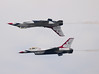 USAF Thunderbirds at the Westfield (MA) Air Show in August