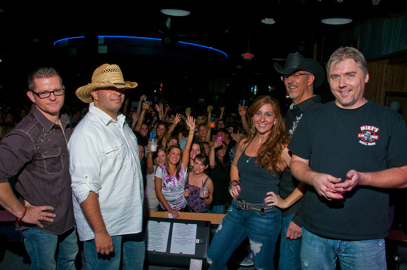 """The amazing band, """"Not in Kansas"""" live at Toby Keith's Place in Foxboro"""