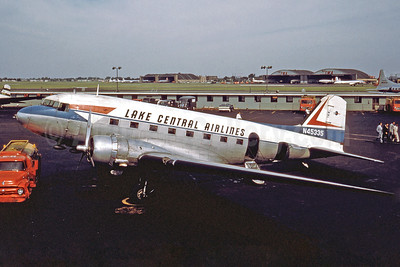 Midway scene July 1959 - Burned beyond repair, hangar fire - Best Seller
