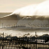 Blizzard Jonas sends biggest winter surf to Lido