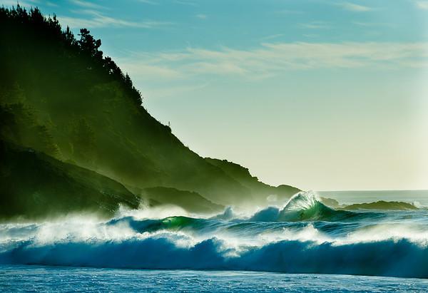Chilean Coastline