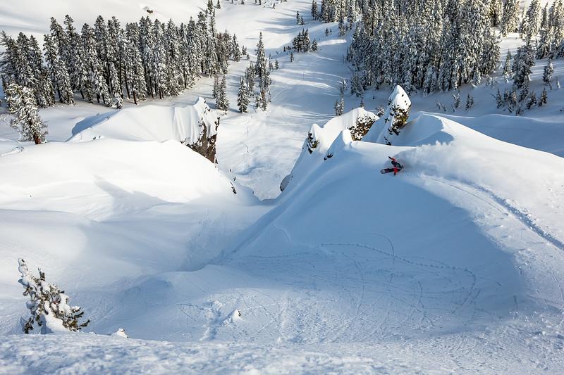 Nick Russell - Tahoe, CA