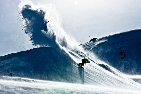 Alex Yoder, Chile