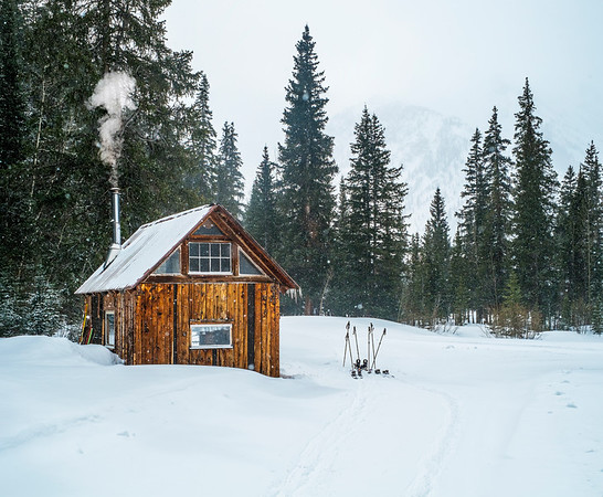 Warming Hut - Ashcroft, CO