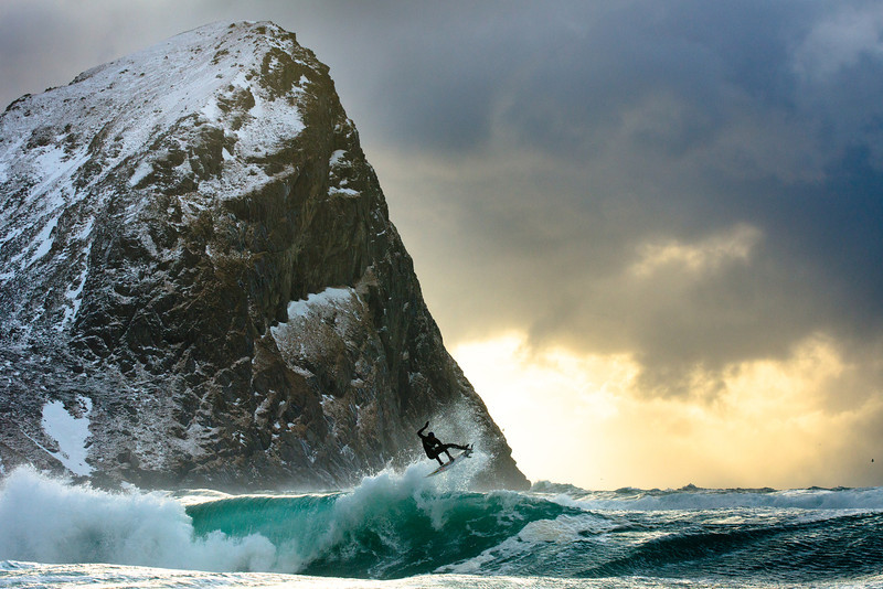 Dane Gudauskas air in Norway