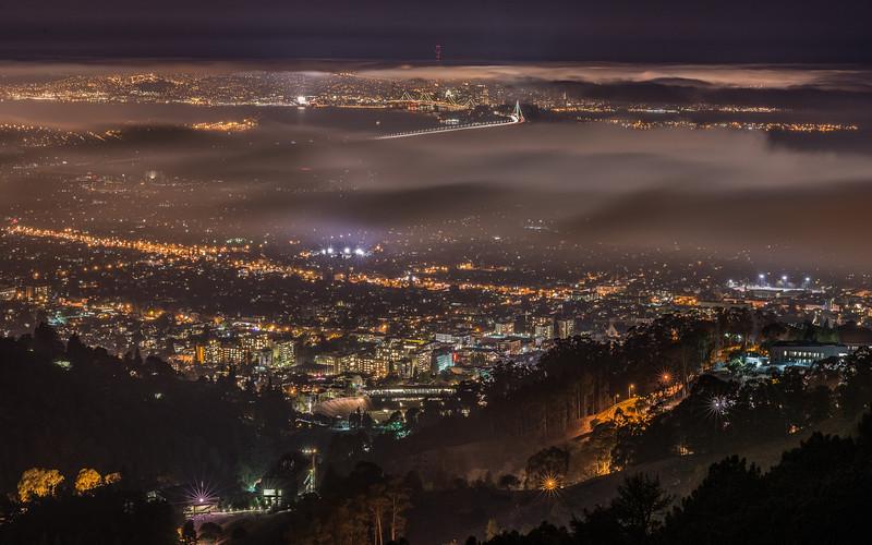 Early Evening Fog