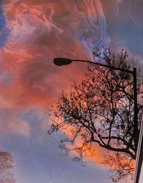 Gasoline Sky
