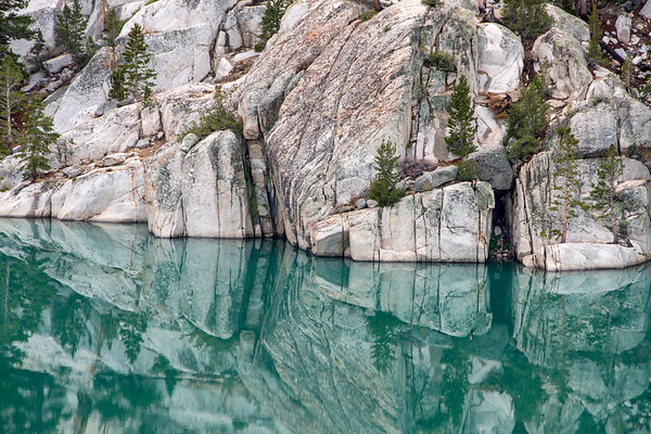Lake 2 - Northfork Big Pine