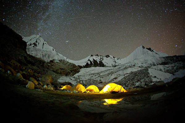 Shangri - La High Camp 18,500ft - Nepal