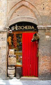 Tuscan shop