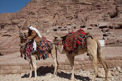 more Petra ruins