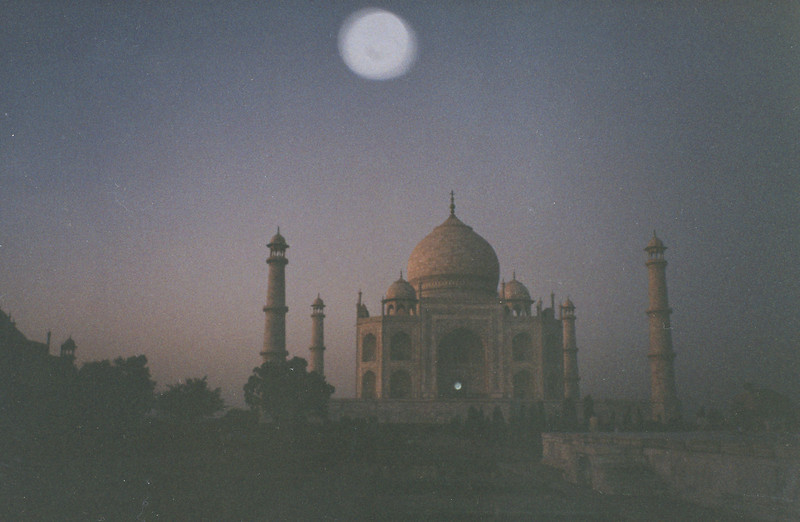 <b>Divali</b> (Coinciding with Total Solar Eclipse) 1995  Agra, India