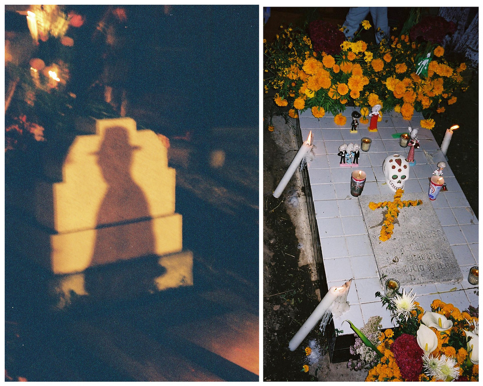 <b>Day of the Dead</b>  Oaxaca, Mexico