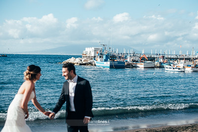 Elopement in Amalfi Coast