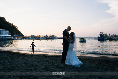 Elopement photography  Sorrento