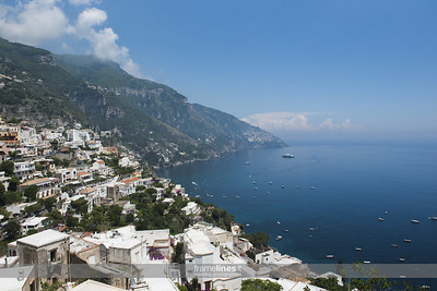 Hotel Positano with view