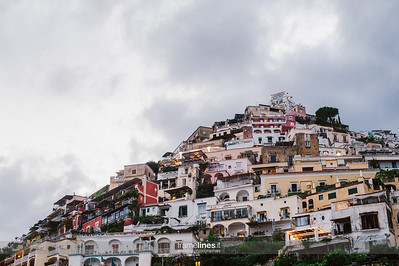 Apartament with a view, Positano