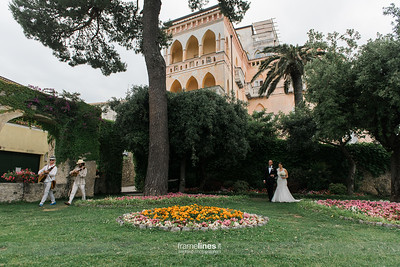 Intimate Elopement Ravello