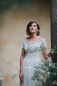 Bride Portrait in Sorrento