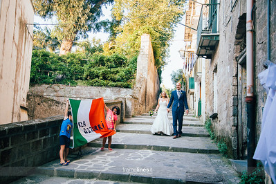 Wedding photography in Amalfi Coast