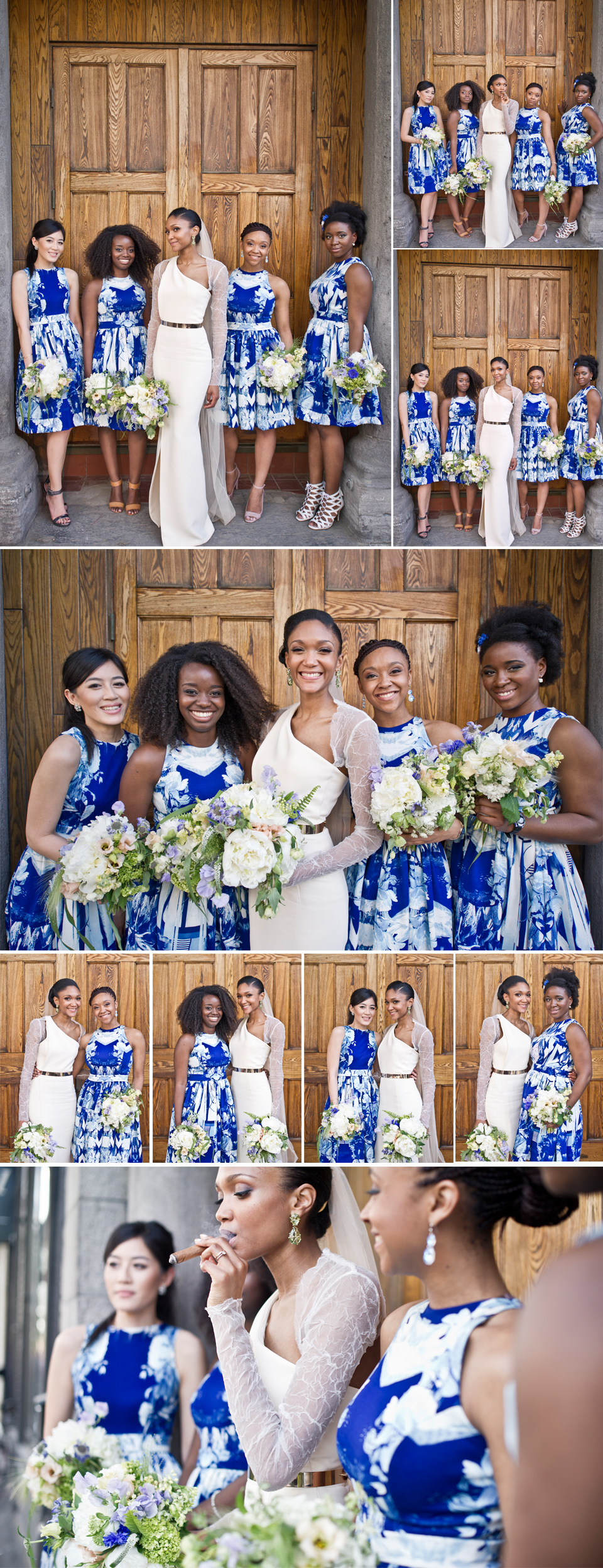 Montreal Wedding Photographer | Bridesmaids | Chateau St. Ambroise | Montreal Quebec | LMP Photography and Videography