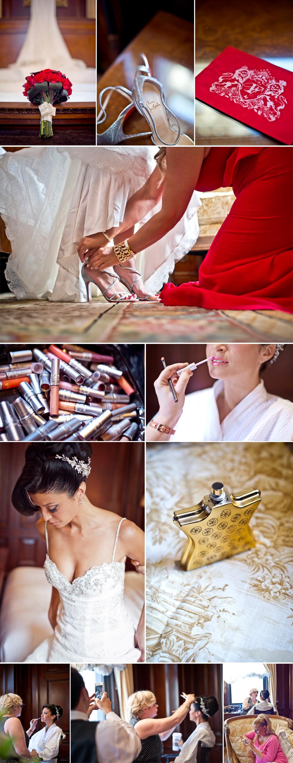 Montreal Wedding Photography | Bridal Details | Hotel Le St-James | Science Center | Old Port | LindsayMuciyPhotography