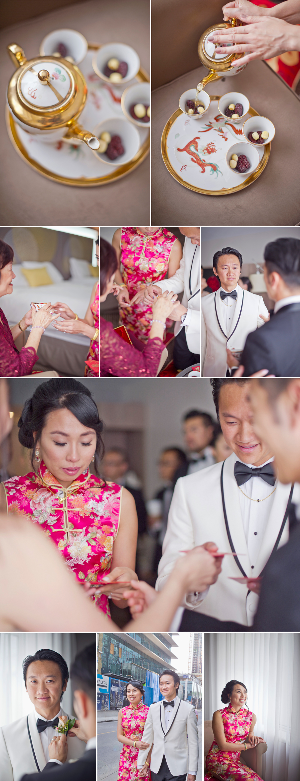 Wedding Photgrapher and Videographer Montreal | Tea Ceremony | Rialto Theatre | Outremont | LMP Wedding Photo and Video