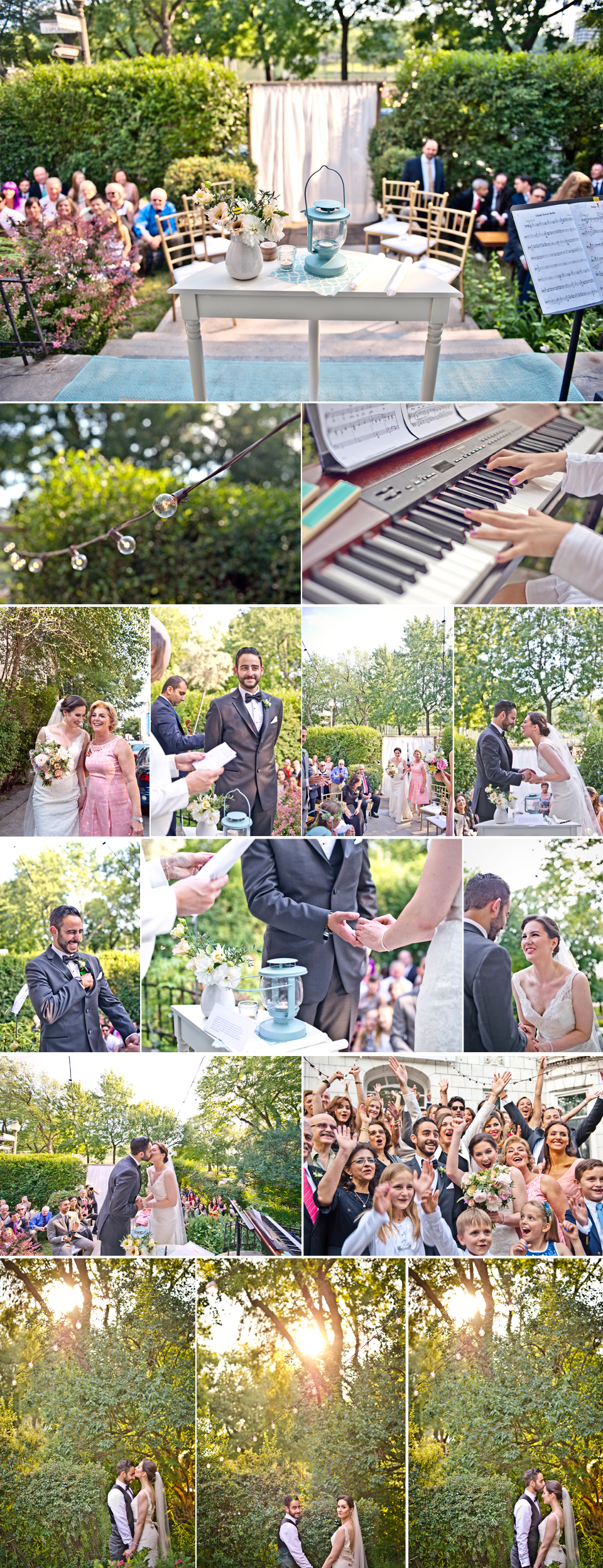 Montreal Wedding Photographer | Ceremony | Casa Bianca