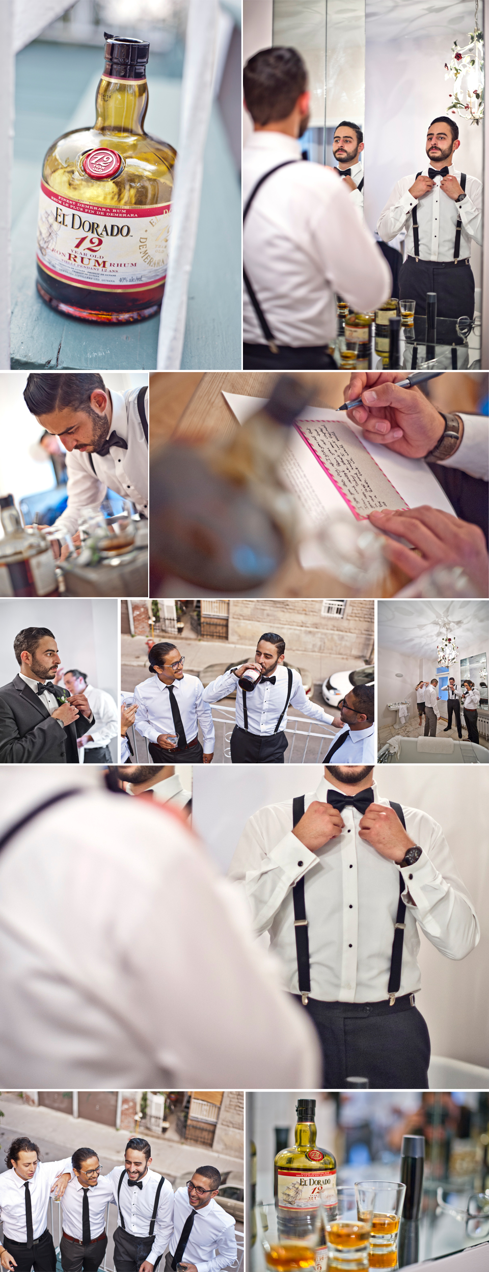 Wedding Photographer Montreal | Groom | Casa Bianca | LindsayMuciyPhotography