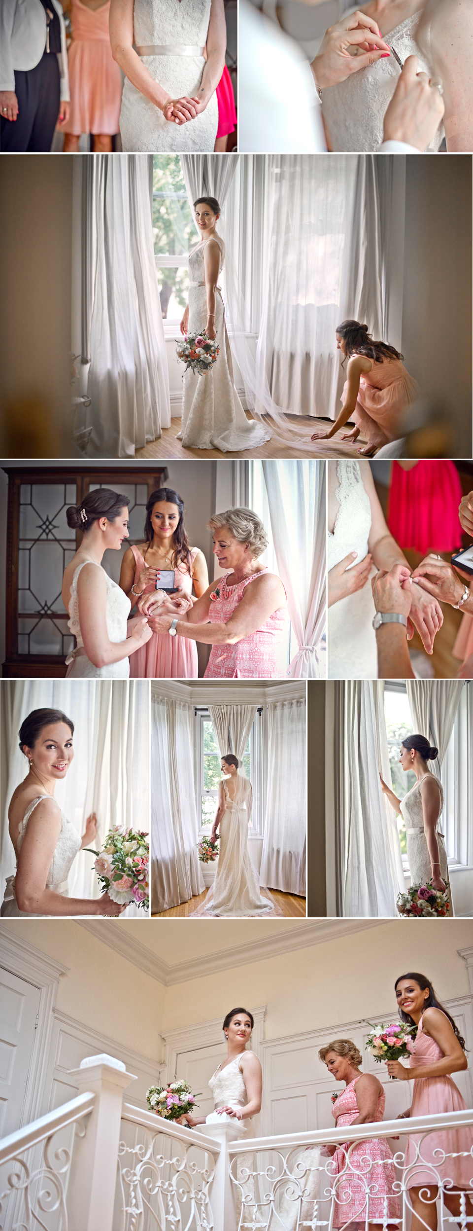 Wedding Photographer Montreal | Bride | Casa Bianca | LindsayMuciyPhotography