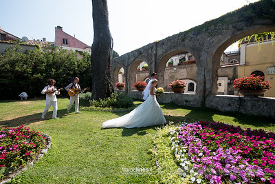 Destination Wedding Photography in Ravello, Italy