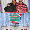 Best Western Employee Holiday Party 12-18-19 with Pensacola Photo Booth at Red Fish Blue Fish