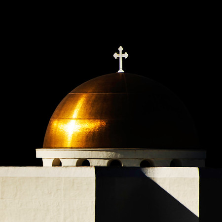 Greek Orthodox Church. Encinitas, California