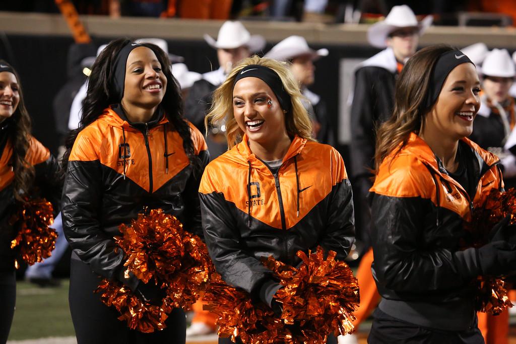 Oklahoma State University Cowboy  Football vs Baylor in Stillwater, Ok on Nov. 19, 2013. Photos by Mitchell Alcala/OstatePhoto.com