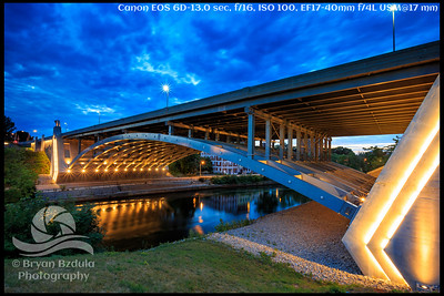 Seekonk River Bridge