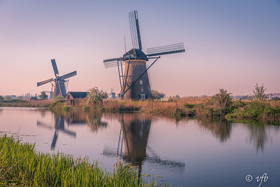Windmills of the Netherlands