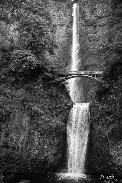 Mutnomah Bridge, Columbia Gorge