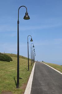 Lampposts at Gijon