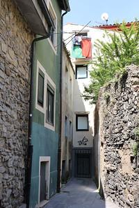 Gijon old town