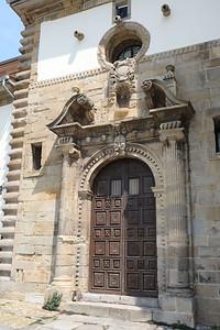 Gijon doorway