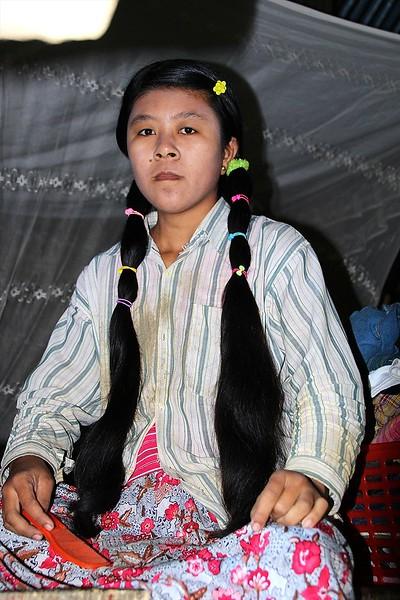 Yandabo Villager