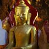 The Buddhas in Pindaya Caves